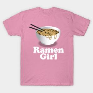 ramen girl shirt
