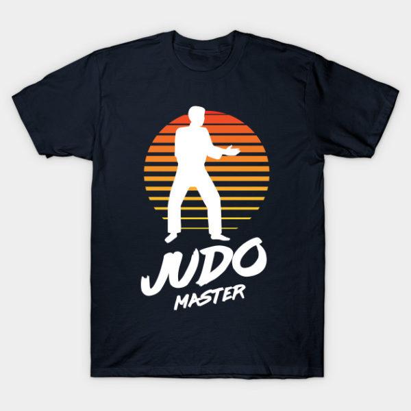 judo master martial arts shirt